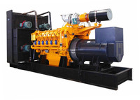 Googol Natural Gas Generator 1 MW for Power Plant
