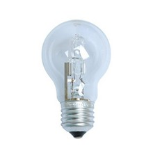 A55 halogen energy saving bulb E27 lamp