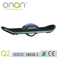 500W 6.5inch newest manufacturer onewheel motorcycle