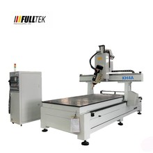 Jinan Quick CNC KH4A 4 axis ATC CNC Router Machine