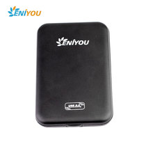 OEM Factory External 2.5 Aluminum Hard Drive Enclosure HDD SSD Protective Case