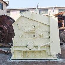 Impact crusher/rock crushing equipment/rock crushers with high performance