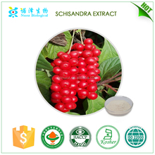 Pharmaceutical manufacturing company natural product schisandrol B gomisin A Schisandrins 5%