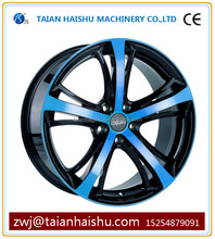 BBS alloy wheels for car of new design