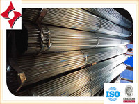 galvanized round steel tube pipe and tubes factory manufacturerin Tianjin Xiushui Co.Ltd