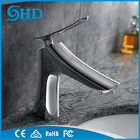 Bathroom Brass Single Lever Wash Faucet
