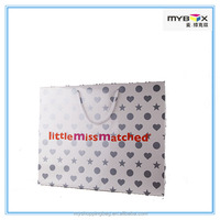 Wenzhou gift brand paper bag