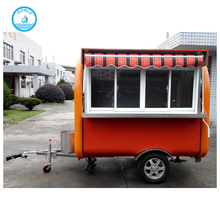 Factory Supply Mobile Coffee outdoor china mobile imbisswagen foodtrailer camion food truck a vendre food trailers bbq