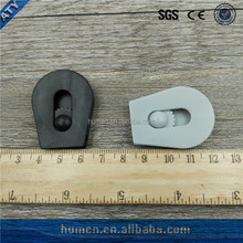plastic adjuster rope cord ends for clothing
