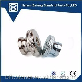 China fastener din466 knurled thumb nut