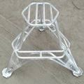 2 step aluminium step folding ladder