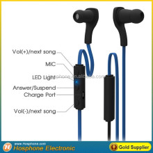 BT-H06 Sprot Wireless Bluetooth Stereo Headset Earphone Headphone Handsfree For iPhone Samsung HTC LG