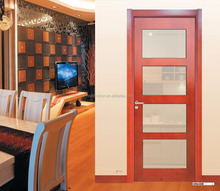 China Manufacturing Modern Interior Wood Doors
