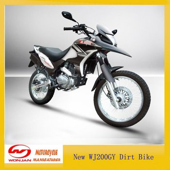 WJ150GY/150cc Motorcycle/Dirt Bike with 150cc Engine