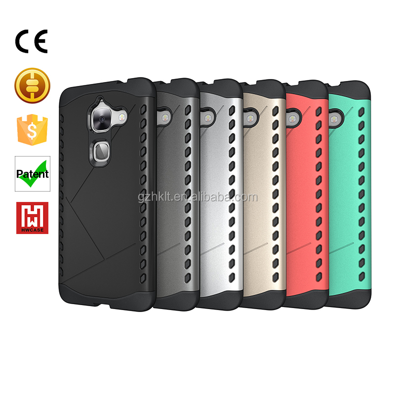 Unique cell phone accessories tpu pc all in case for Letv 2 max X82