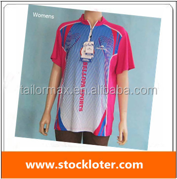 Stock Cycling Clothing Riding Motocross Jersey Bike Jersey T-shirt inventory, 140804e