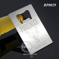 Credit Card Bottle Opener Stainless Steel