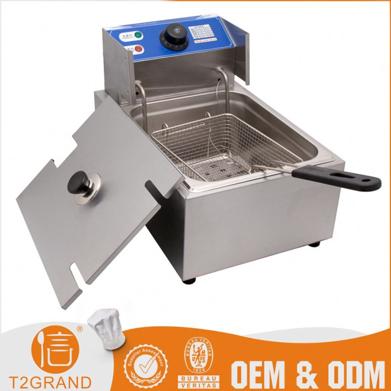 Cheapest Price Customization Fried Electric Pressure Fish / Chicken Fryers For Sale