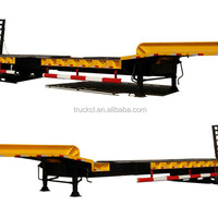 60t LOW BED SEMI TRAILER 3axles