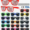 FREE Sample Custom Logo Sunglasses Logo