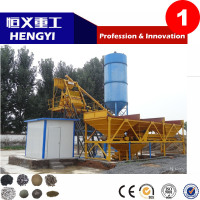 High quality!! High efficiency!! HZS25 elba concrete batching plant for HZS concrete batching plant