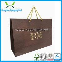Custom Design Logo Printed Luxury Paper