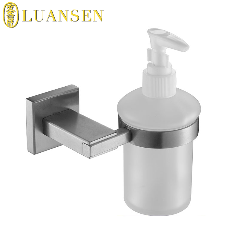 Christmas popular stainless steel soap dispenser