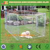 6'H x 5'W x 10'D galvanised Chain Link dog Kennel & dog run & dog fence panel with cover cloth