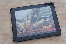 9.7 inch 10 point capacitive screen android 2.2 os a8 kernel tablet pc mx822