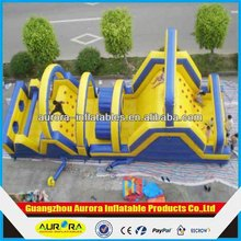 inflatable obstacle course,adult inflatable obstacle course,giant inflatable obstacle