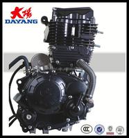 Four Stroke Water Cooling Lifan 175cc Motorcycle Engine