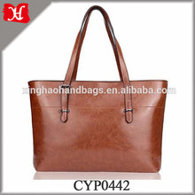 Fashion Genuine Leather Handbag Bag Women Leather Tote Bag