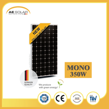 High Quality Commercial AE SMM6-72 Series 350W Hot-sport Free Module Mono Solar Panel