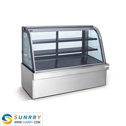 Used Supermarket Refrigeration Equipment For Selling Cake (SY-CS260 SUNRRY)