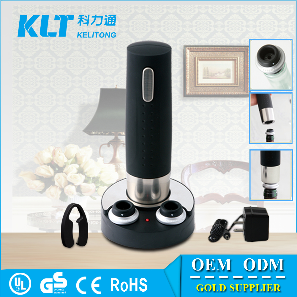 Best Selling Premium Electric Wine Vacuum Pump With Wine Stopper