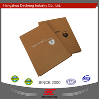 2016 new fabric display paper color card