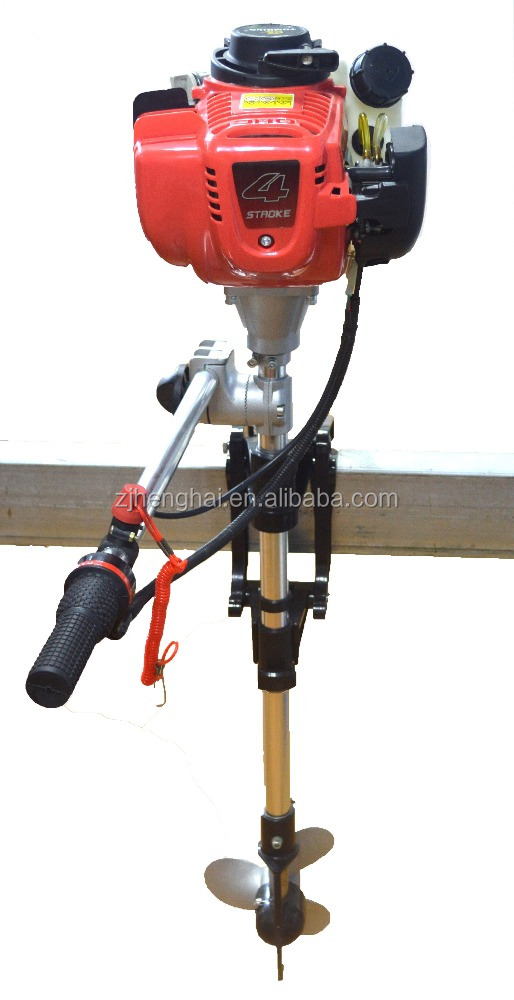 Chinese Outboard Motors : Hp outboard engine stroke chinese motor with
