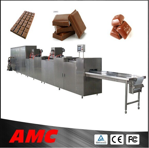 AMC Chocolate Enrobing Machine/ Biscuit coating machine/Chocolate Glaze machine