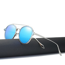 Top Quality Promotion Sliver Mirror Sunglasses China Manufactures