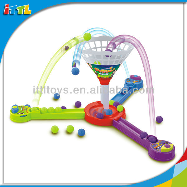A443910 plastic Ball Game Mini Educational Shooting Children Game
