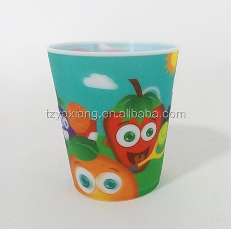 Hot sell PP plastic tumbler cup
