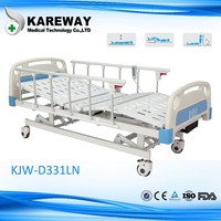 3 functions patient transfer hospital bed