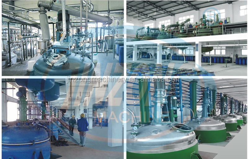 Stainless Steel Chemical Reactor,resin reactor,alkyd resin reactor