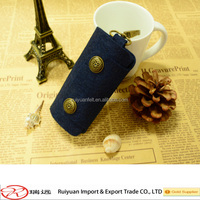 2015 Year Popular New Style Felt Key Bag