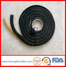 Building expansion joint rubber water stopper strip