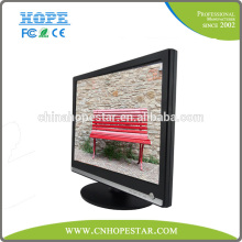 Cheap price 17 inch LCD/LED monitor with VGA/AV/TV/HD MI input for advertising