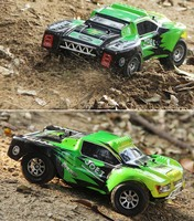 4WD 50km/h High Speed Remote Control Off Road Cars Classic Toys Hobby truck