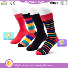 SX-1122 100 percent cotton socks for men