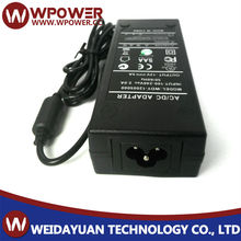 switching power supply for audio 12v 5a plug power adapter for modem FCC UL CE KC SAA GS PSE