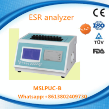 Blood ESR analyzer machine /Clinical Laboratory ESR Machine Supplier MSLPUC-B From ESR analyzer factory